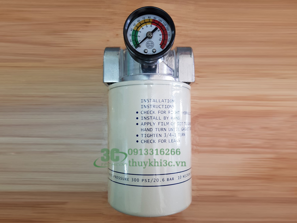 Lọc dầu hồi CLC CF-06 (CF: Cartridge Filter)