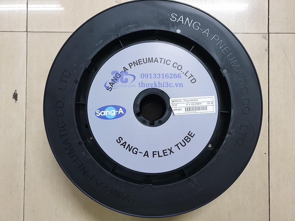 Ống hơi khí nén, ống dẫn khí Sang-A Ø4/ Ø6/ Ø10/ Ø12/ Ø16 mm