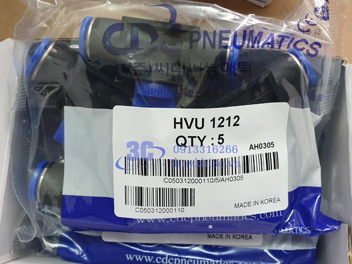 Van khóa khí nén CDC – HVU series