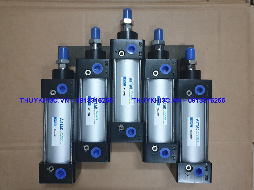 Xi Lanh khí Airtac - SC Series