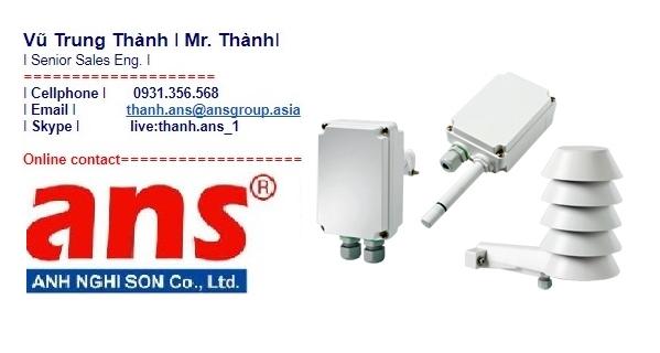 Vaisala Vietnam Bộ đo nhiệt độ và độ ẩm HMS110