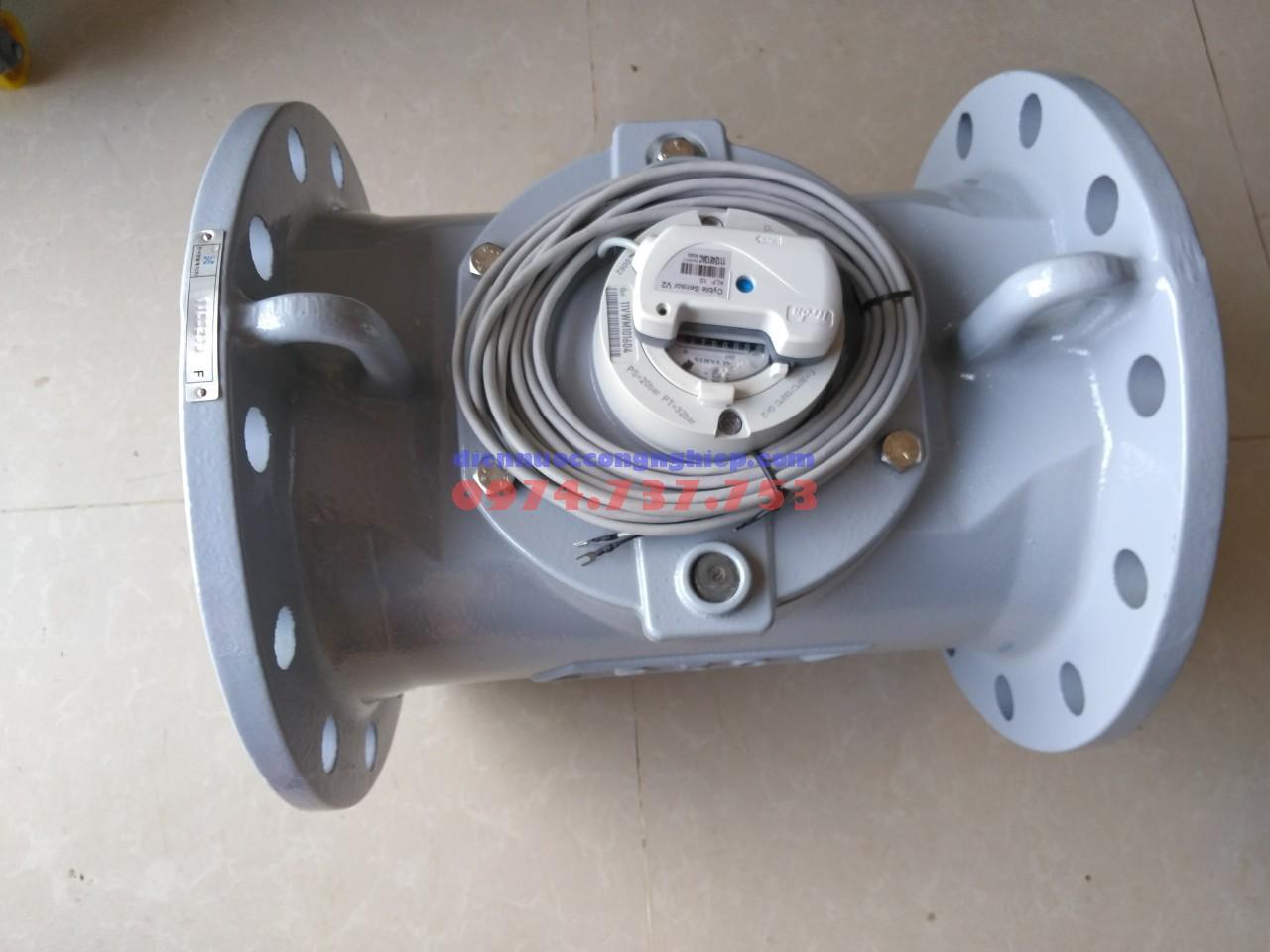 Nhà cung cấp đồng hồ nước nhà trọ, khu công nghiệp