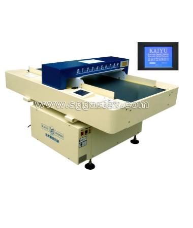 Chuyên cung cấp máy dò kim loại trong ngành may hiệu Kaiyu