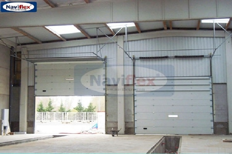 Cửa Trượt Trần Overhead Door Naviflex Chất Lượng Giá Tốt