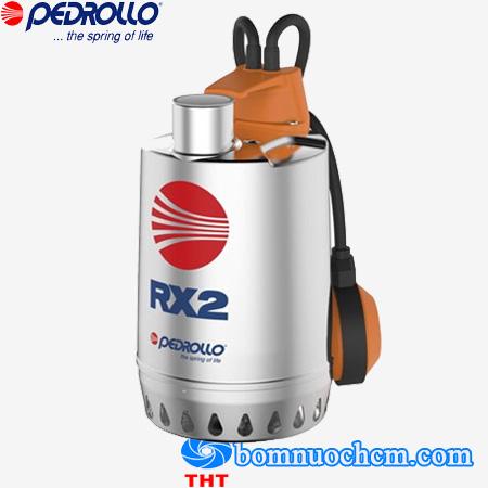 Máy bơm chìm nước thải Pedrollo RXm 1