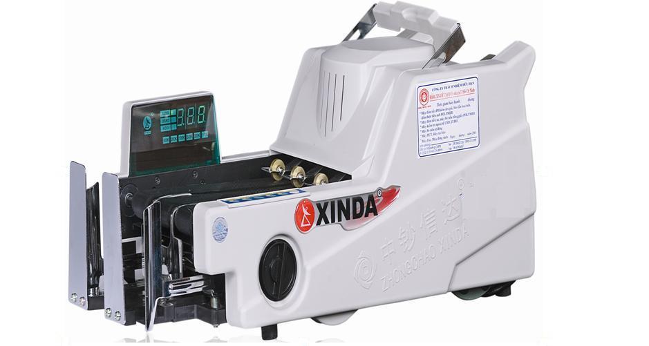 Máy đếm tiền XINDA super bc 31F