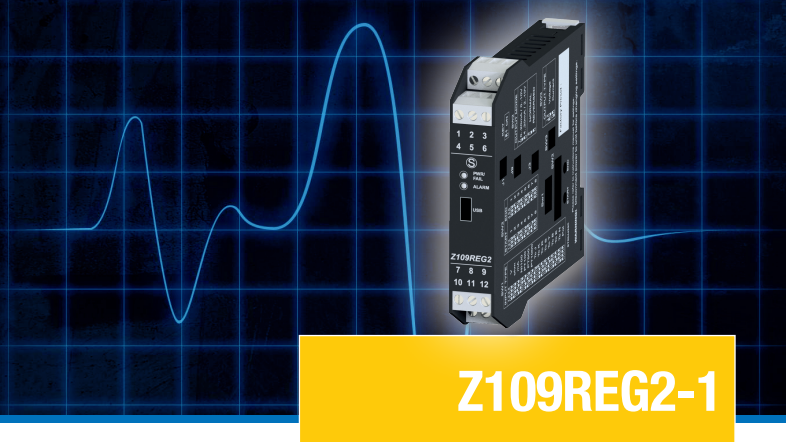 Bộ chuyển đổi cách ly tín hiệu có relay Seneca Z109REG2-1