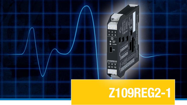 Bộ chuyển đổi và cách ly tín hiệu Seneca Z109REG2-1