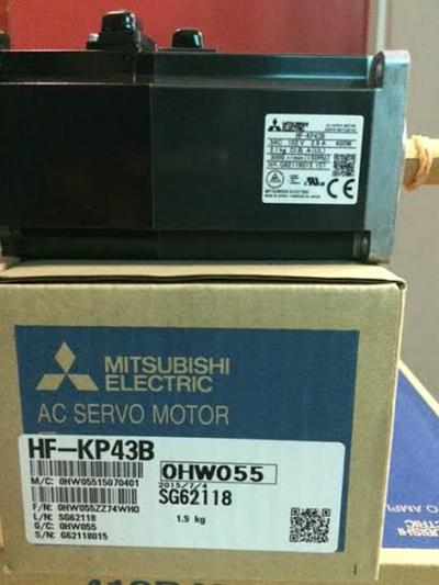 Servo motor Mitsubishi HF-KP43B