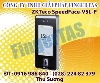 Thiết bị máy chấm công khuôn mặt V5L chấm cực nhạy giá ưu đãi