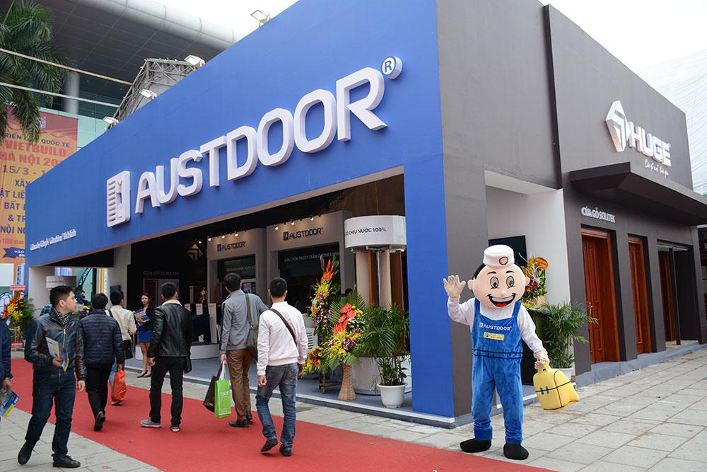 Cửa cuốn Austdoor Tại TPHCM