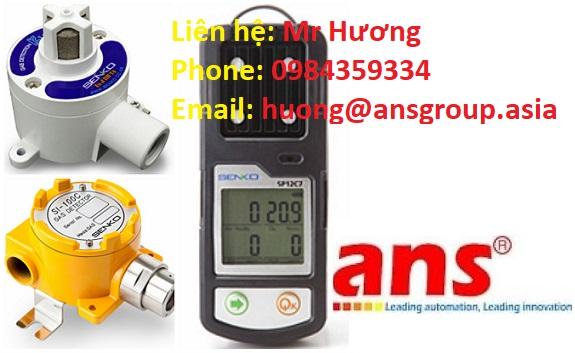 SENKO VIETNAM - Thiết bị đo lường và kiểm soát khí gas cầm tay