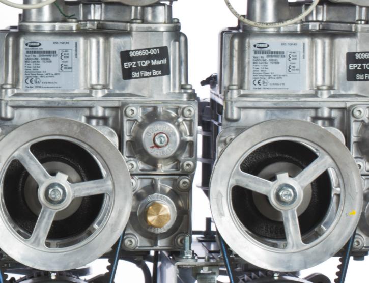 Megatech Máy bơm hút Tokheim (lốc) TQP – HS tốc độ cao