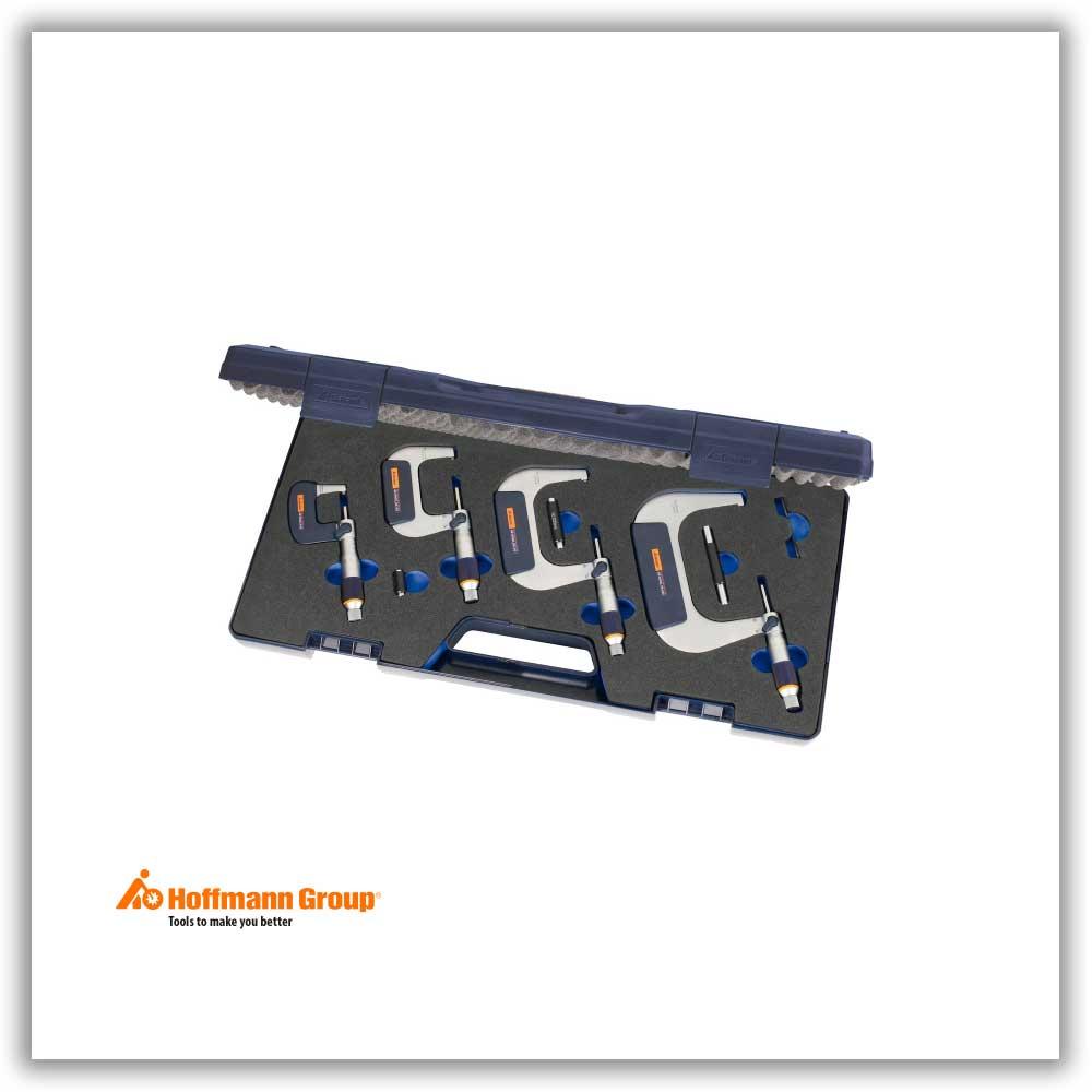 Bộ panme đo ngoài Garant 0-100mm – 420404