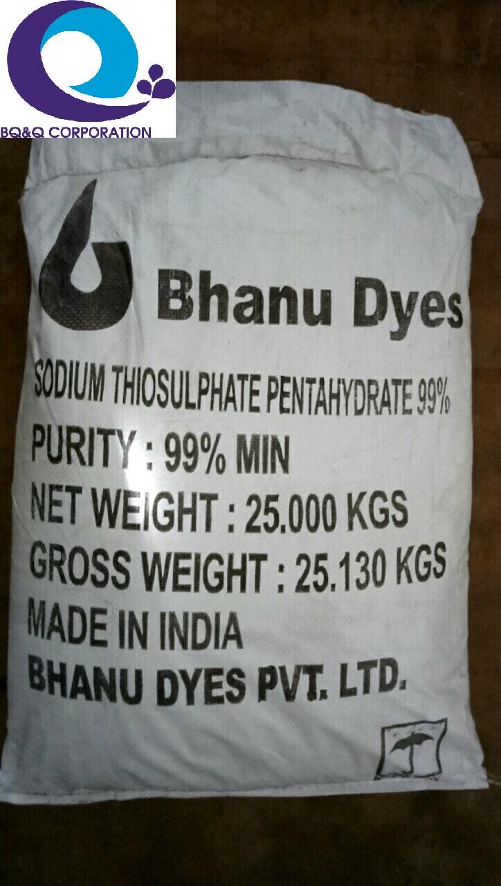 Mua bán Sodium Thiosulfate, chất khử clo, thuốc trừ sâu, xử lý nước, giá sỉ