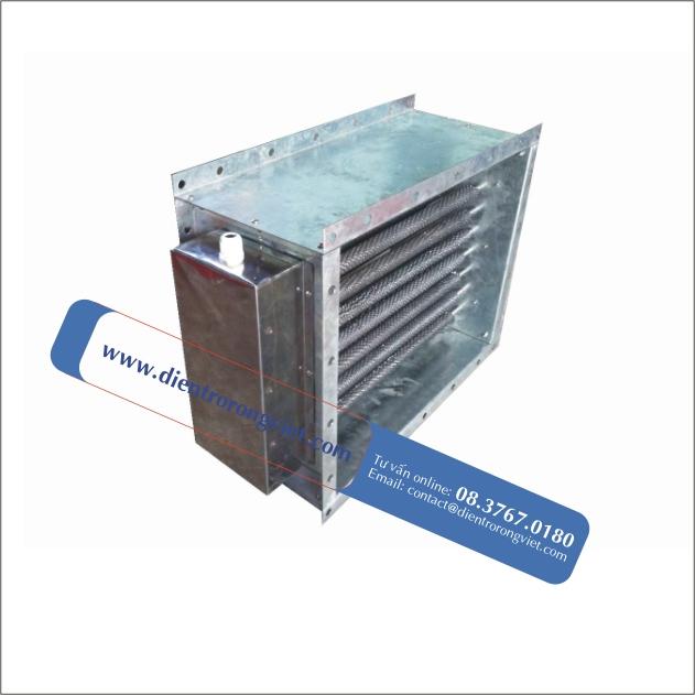 Box nhiệt chuyên dùng cho hệ thống sấy sưởi trong công nghiệp