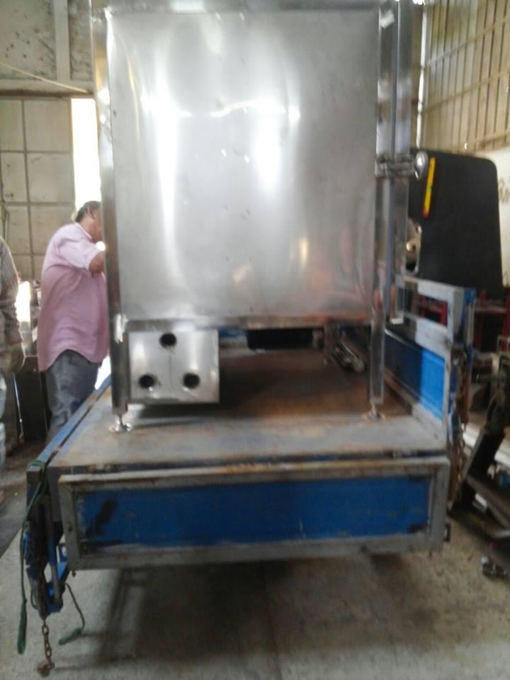 Lò sấy nông sản, thực phẩm, nướng bánh,... Nguồn điện: 1P-220V hoặc 3P-380V Công suất: Theo yêu cầu khách hàng.