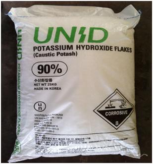 Kali hydroxit 90% – KOH - Potassium hydroxit