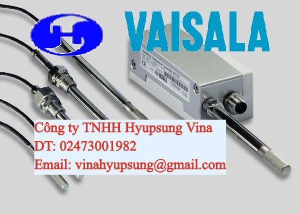 Thiết bị đo - cảm biến nhiệt độ độ ẩm, áp suất,điểm sương,độ ẩm trong dầu,cảm biến thời tiết Vaisala
