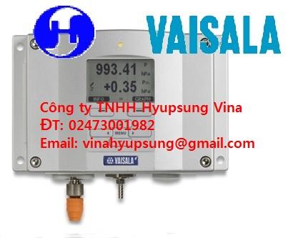 Thiết bị đo Vaisala - cảm biến áp suất, nhiệt độ độ ẩm