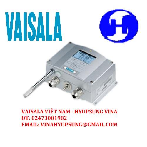 Thiết bị môi trường vaisala - phần lan