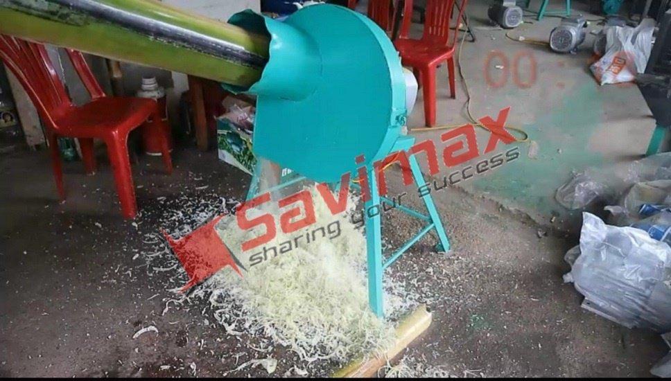 Máy băm thân cây chuối,máy thái chuối giá rẻ tại Phú Yên