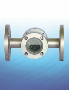 Flow Switch & Sight Flow Meter (Model : CKG)