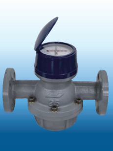 Rotary Piston Type Oil Flow Meter (Model : FCO)