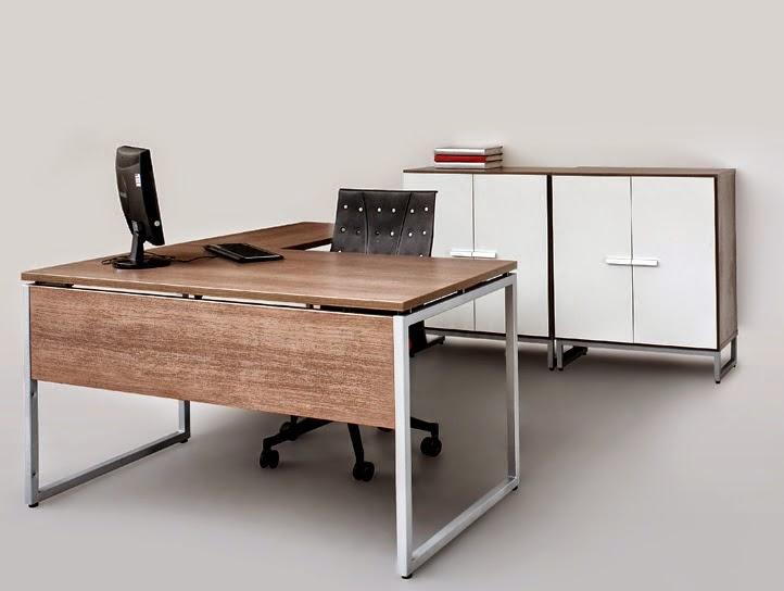 Những mẫu bàn văn phòng đẹp, sang trọng, tiện lợi