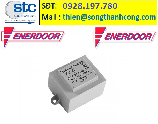Biến áp an toàn - EI 54 - Enerdoor - Song Thành Công Việt Nam