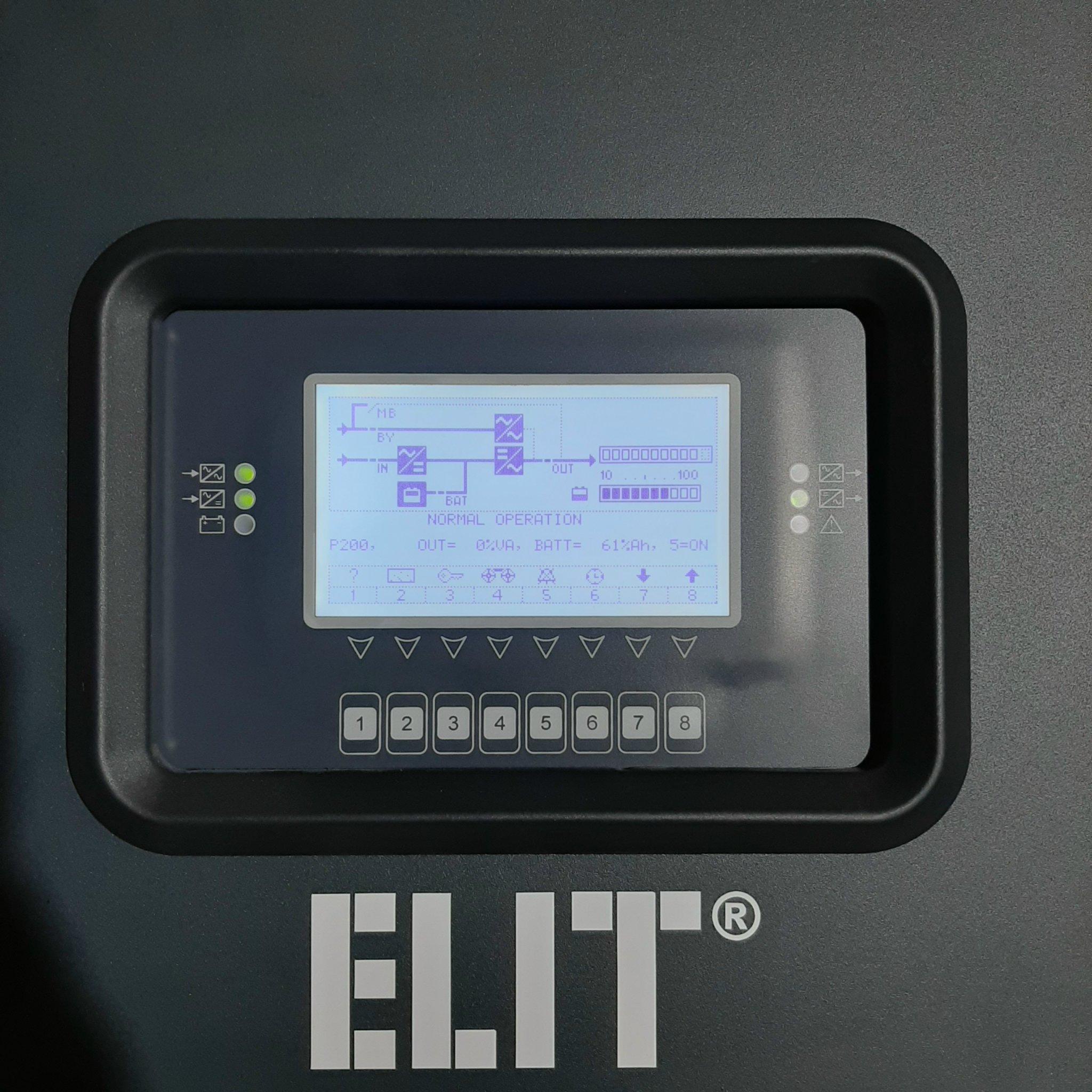 UPS ELIT TPH IND 60KVA