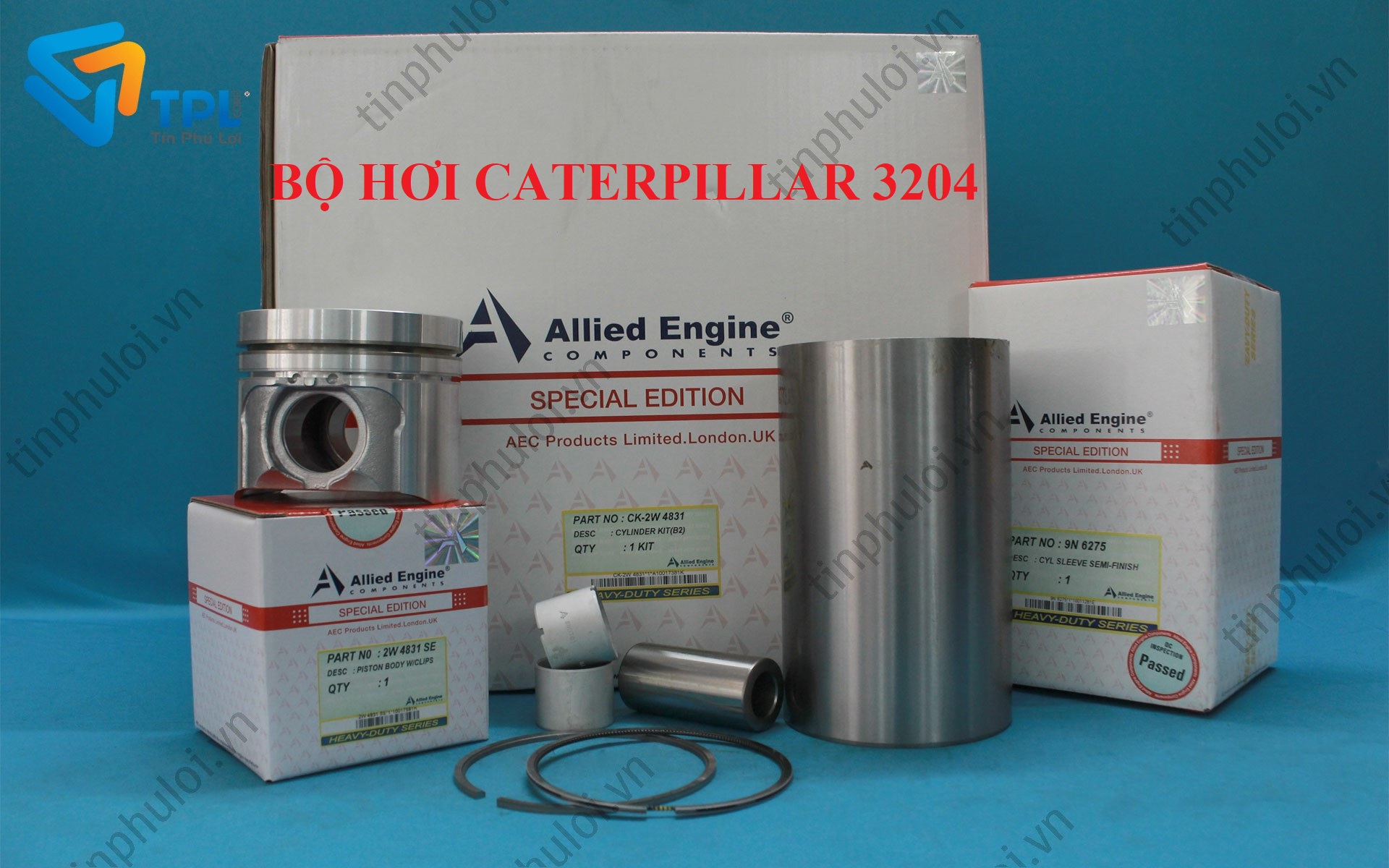 Bộ hơi CATERPILER 3204