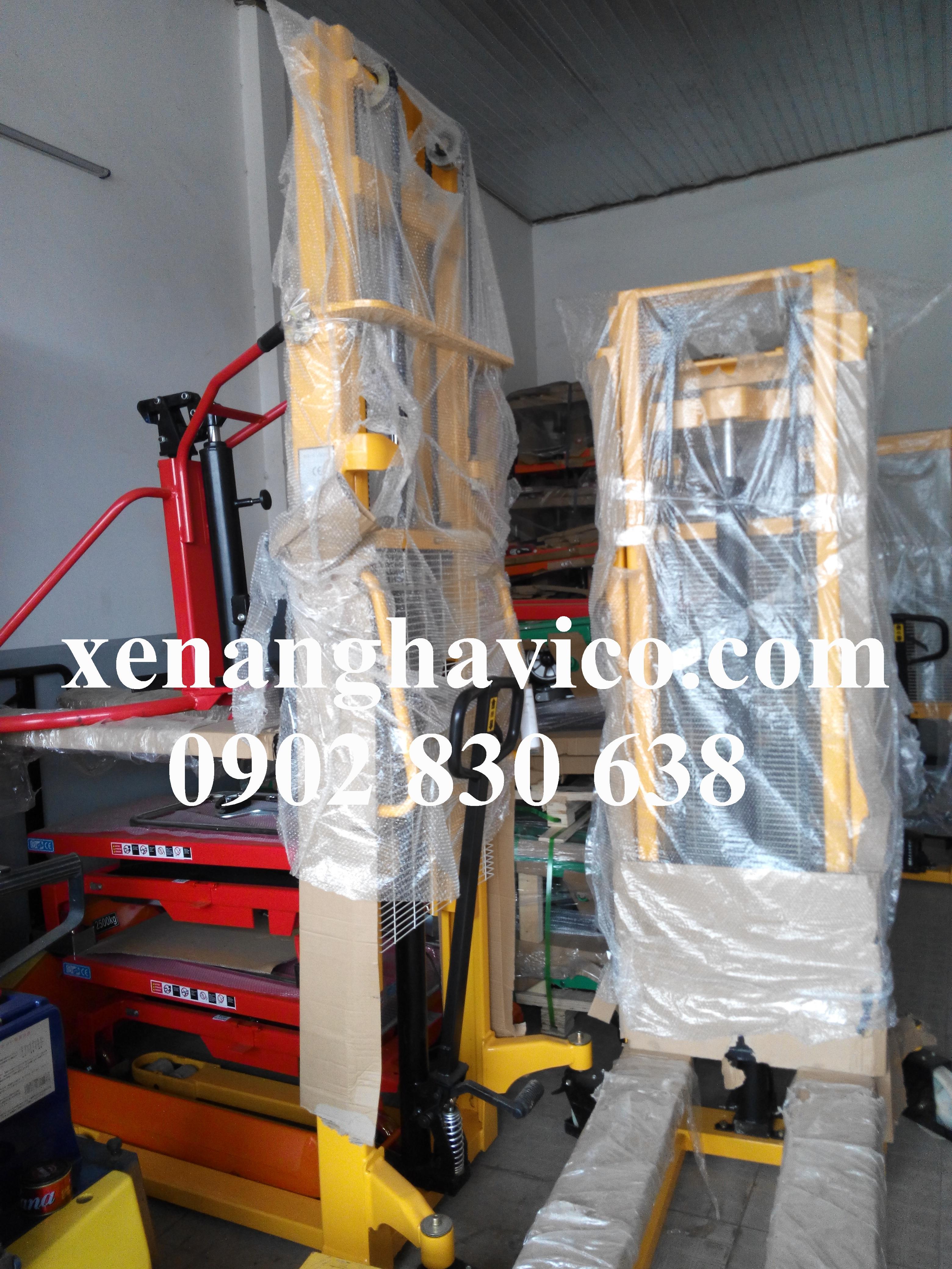 Xe nâng tay cao WMS1500-3000