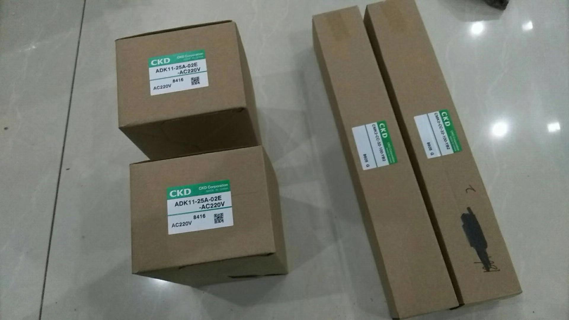 Bộ lọc hơi CKD ADK11-25A-02E-AC220V