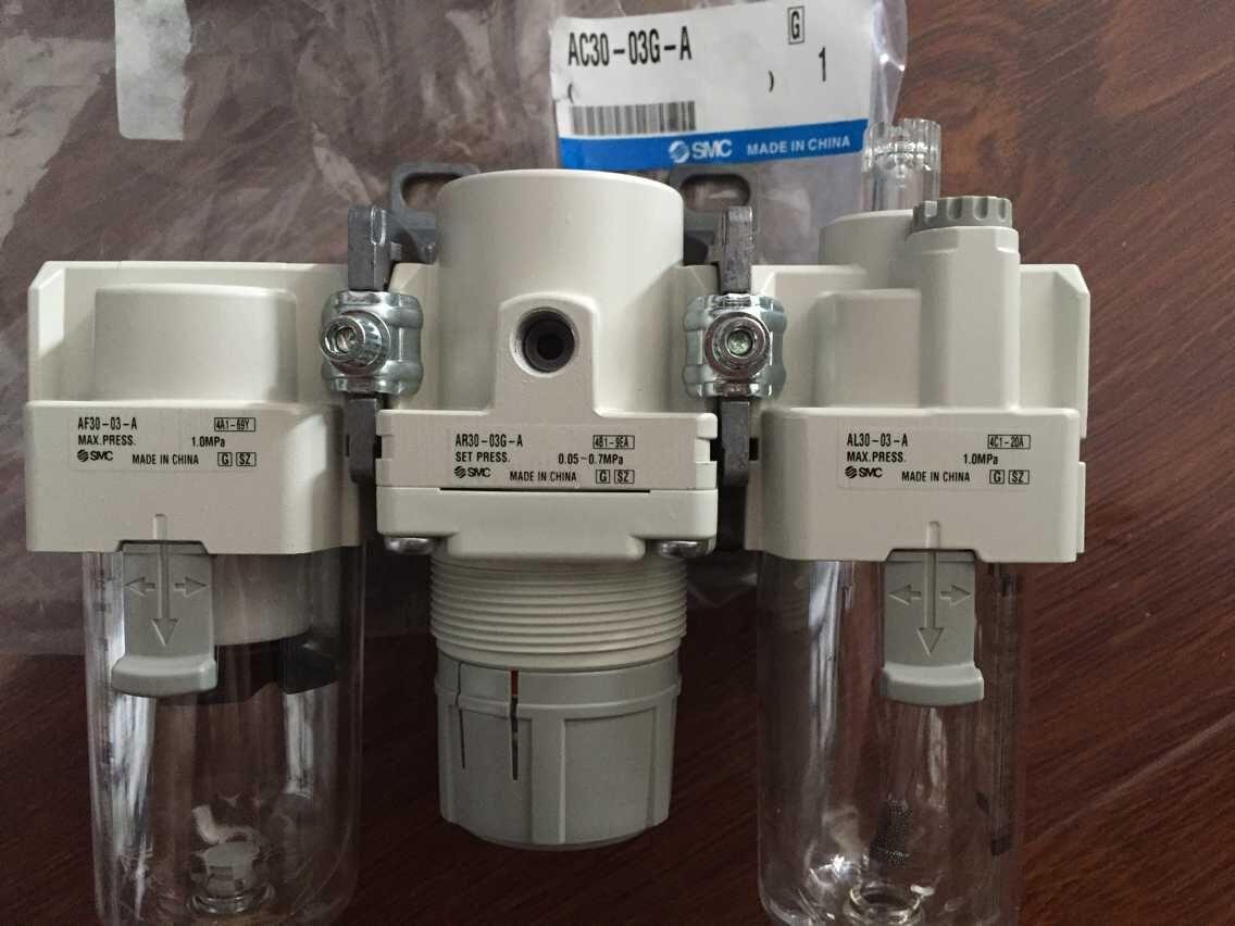 Bộ lọc hơi SMC AC30-03G-A