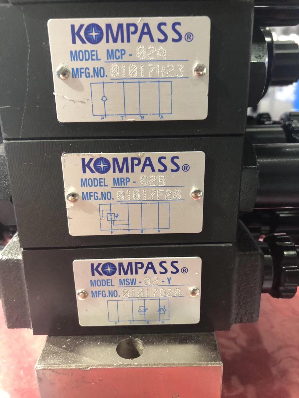 Bơm thủy lực KOMPASS MCP-02A-01017H23