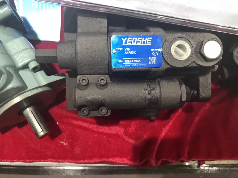 Bơm thủy lực YEOSHE V15 A4R10X