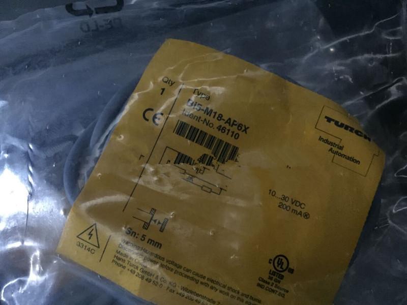 TURCK BI5-M18-AP6X