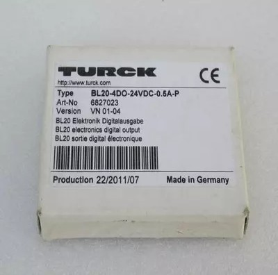 TURCK BL20-4D0