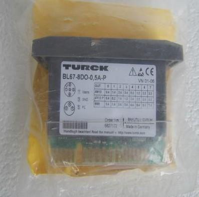 TURCK BL67-8D0-0.5A-P
