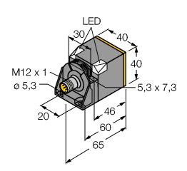 TURCK NI35-CK40-AP6X2-H1141