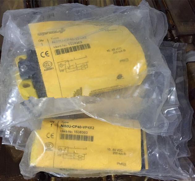 TURCK NI50-CP40-VN4X2