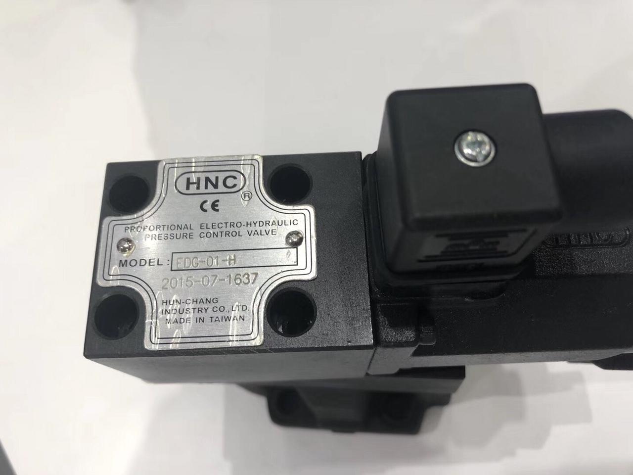 Van thủy lực HNC EDG-01-H