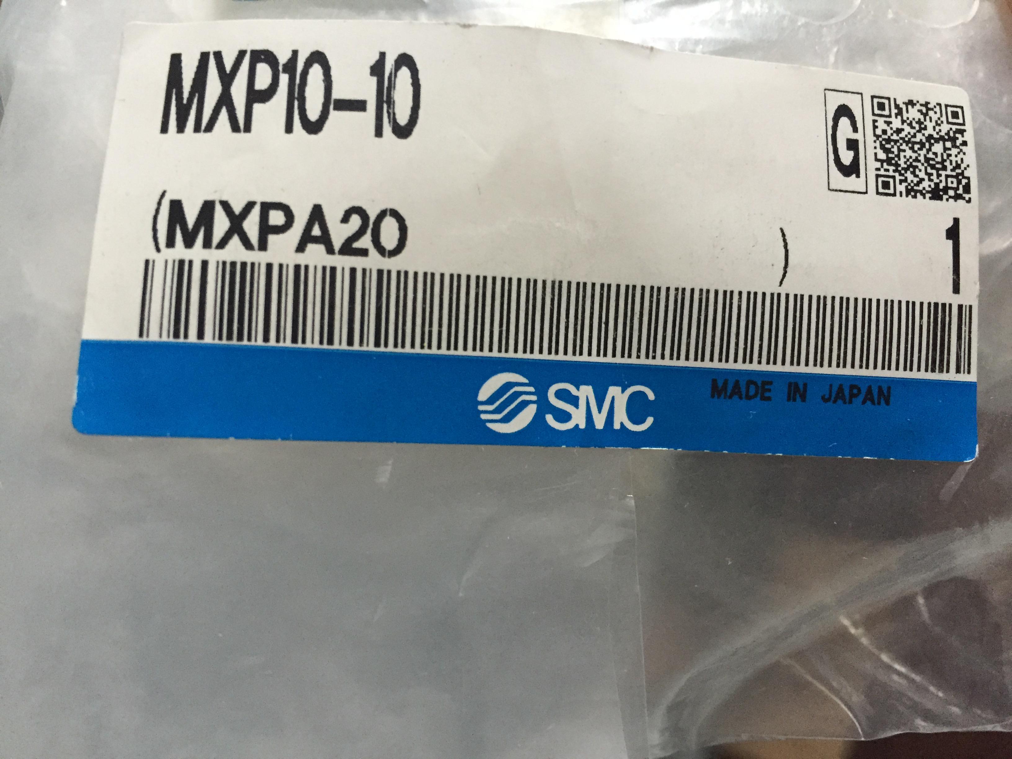 Xylanh SMC MXP10-10