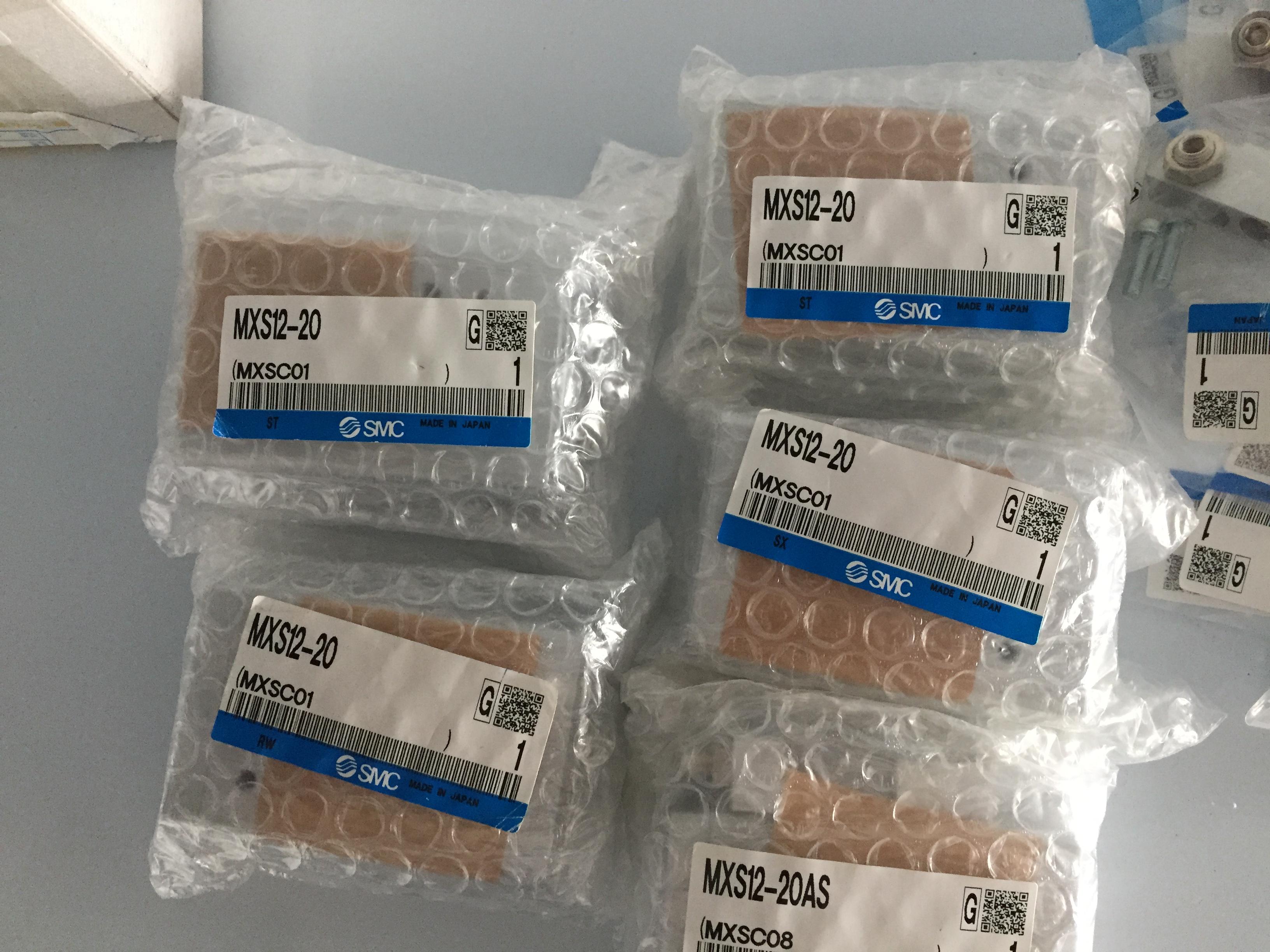 Xylanh SMC MXS12-20