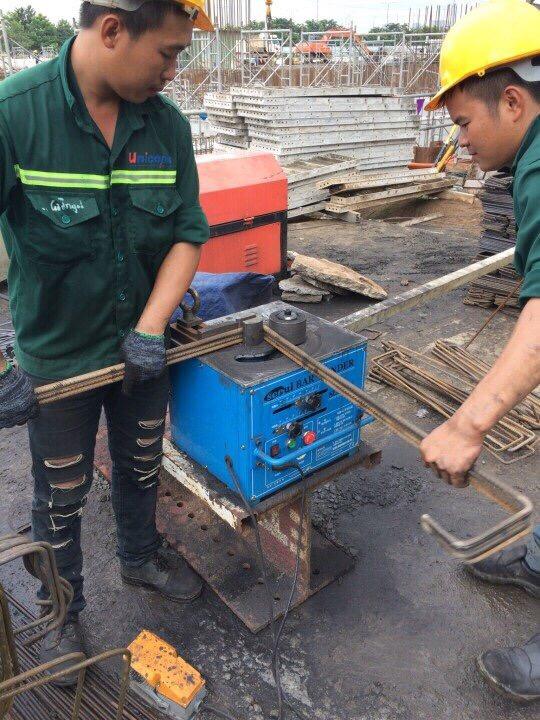 cho thuê máy uốn sắt 25 seoul sub-25s giá rẽ