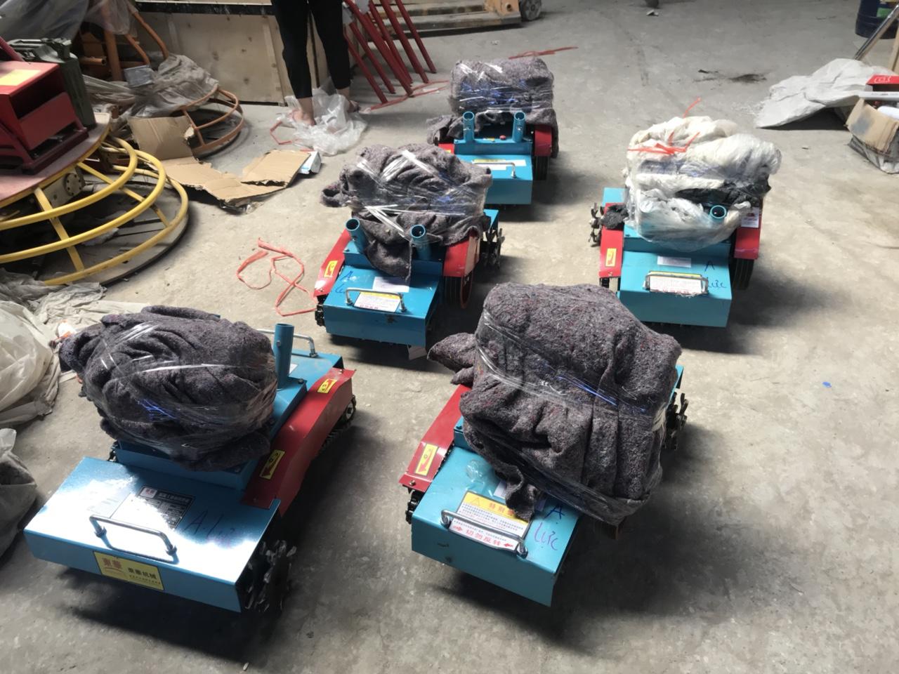 Máy băm nền tạo nhám bê tông HQS600 (4KW)