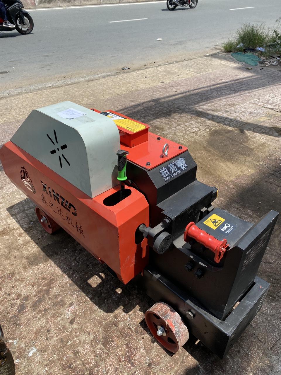 máy cắt sắt GQ60 Trung Quốc