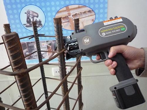 Những lý do bạn nên dùng máy buộc đai cốt thép trong xây dựng