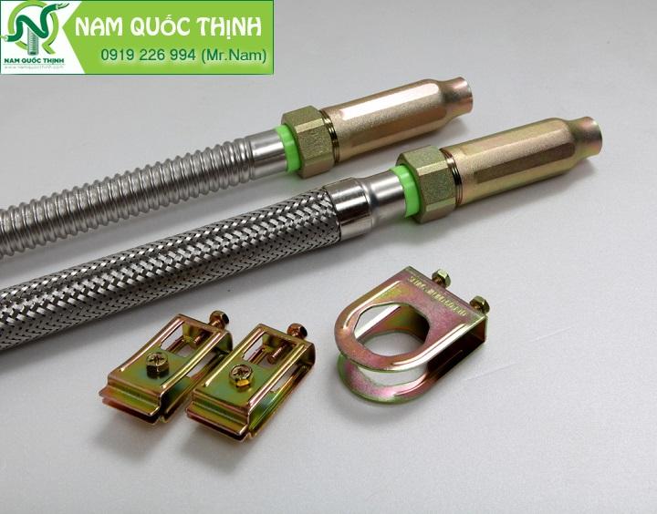 Cung cấp ống nối mềm cho đầu Sprinkler với đa dạng kích thước